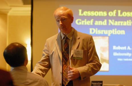 Dr. Robert Neimeyer