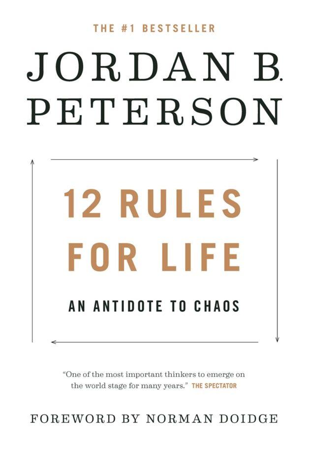 Jordan B Peterson 12 Rules For Life